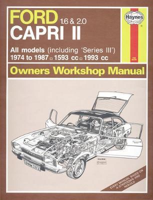 Ford Capri II & III (Paperback)