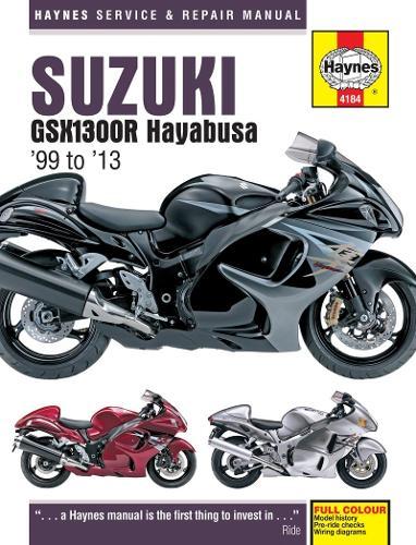 Suzuki GSX1300R Hayabusa (99 - 13) (Hardback)