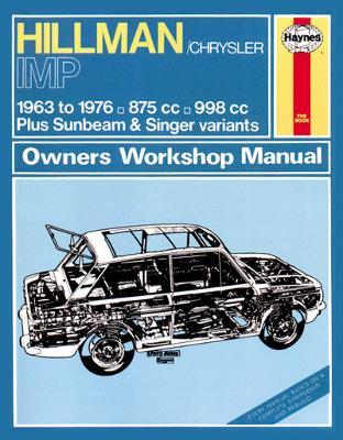 Hillman Imp (Paperback)