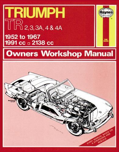 Triumph Tr2/3/4 (Paperback)