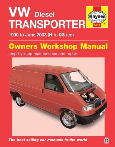 VW Transporter Diesel (90 - June 03) H To 03 (Paperback)