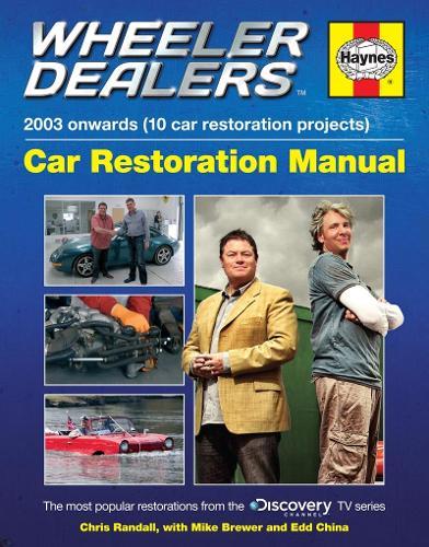 Wheeler Dealers Car Restoration Manual (Hardback)