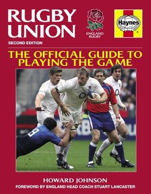 Rugby Union Manual: The offical guide to playing the game (Paperback)