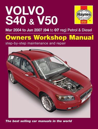 Volvo S40 & V50 (Paperback)