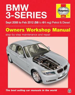 BMW 3-Series (Sept '08 To Feb '12) 58 To 61 (Paperback)
