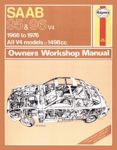 Saab 95 & 96 (Paperback)