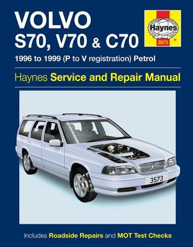 Volvo S70, V70 & C70 (Paperback)