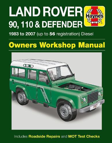 Land Rover 90, 110 & Defender Diesel (Paperback)