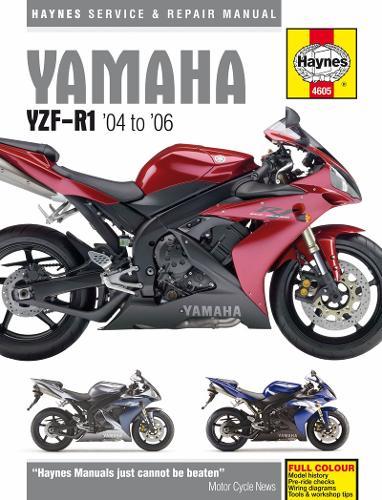 Yamaha YZF-R1 (Paperback)