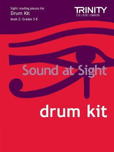 Sound at Sight Drum Kit Book 2: Grades 5-8 - Sound at Sight: Sample Sightreading Tests (Sheet music)