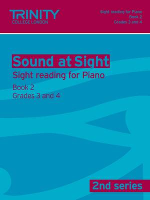 Sound at Sight Piano: Grades 3-4 Bk. 2 - Sound at Sight: Sample Sightreading Tests Second Series (Paperback)