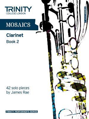Mosaics Clarinet Book 2 (Sheet music)