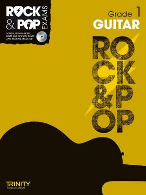 Trinity Rock & Pop Exams: Guitar Grade 1 - Trinity Rock & Pop