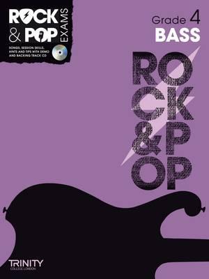 Trinity Rock & Pop Bass Grade 4 - Trinity Rock & Pop