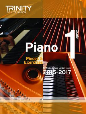Piano 2015-2017. Grade 1 (with CD) (Sheet music)