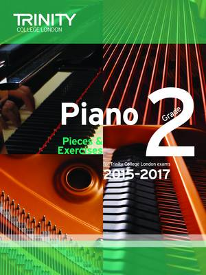 Piano 2015-2017: Grade 2: Pieces & Exercises (Paperback)
