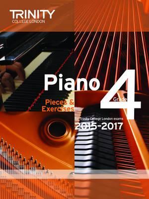 Piano 2015-2017: Grade 4: Pieces & Exercises (Paperback)