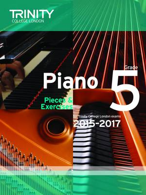Piano 2015-2017. Grade 5 (with CD) (Sheet music)