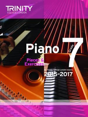 Piano 2015-2017: Grade 7: Pieces & Exercises (Paperback)