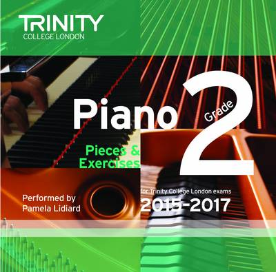 Piano 2015-2017: Grade 2 (CD-Audio)