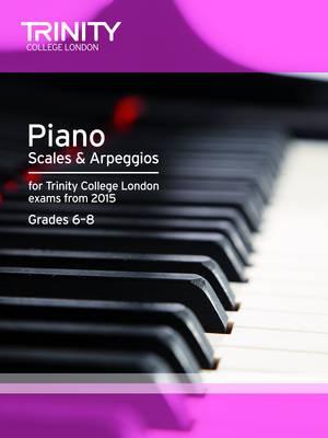 Piano 2015 Scales & Arpeggios Initial: Grade 5 (Paperback)