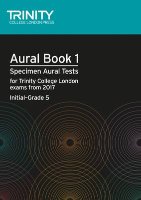 Aural Tests Book 1 (Initial-Grade 5) (Paperback)