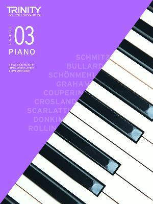 Trinity College London Piano Exam Pieces & Exercises 2018-2020. Grade 3 (Sheet music)