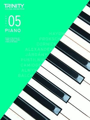 Trinity College London Piano Exam Pieces & Exercises 2018-2020. Grade 5 (Sheet music)