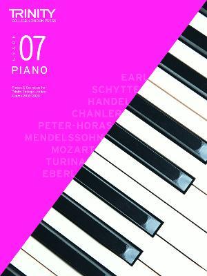 Piano Exam Pieces & Exercises 2018-2020 Grade 7 - Piano 2018-2020 (Sheet music)