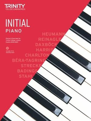 Piano Exam Pieces & Exercises 2018-2020 Initial, with CD & Teaching Notes - Piano 2018-2020