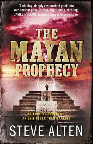 The Mayan Prophecy: from the author of The Meg - now a major film (Paperback)