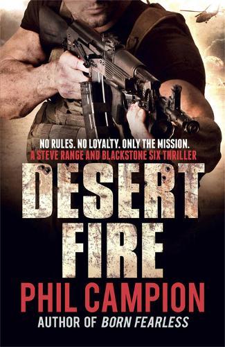 Desert Fire (Paperback)