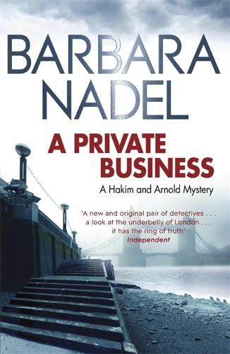 A Private Business: A Hakim and Arnold Mystery (Paperback)