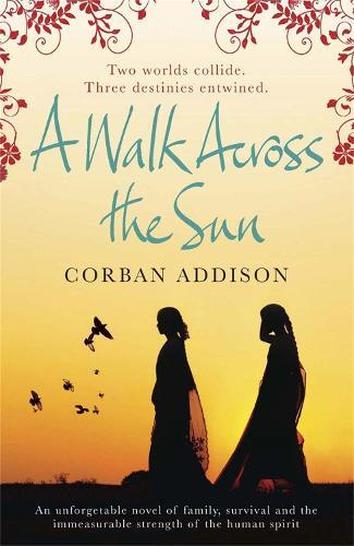 A Walk Across the Sun (Paperback)