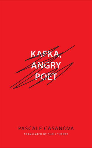 Kafka, Angry Poet (Hardback)