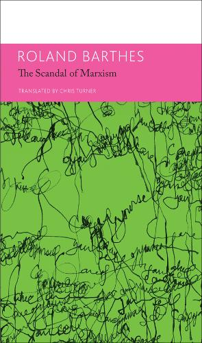 The 'Scandal' of Marxism and Other Writings on Politics: Volume 2: Essays and Interviews - SB-The French List (Hardback)