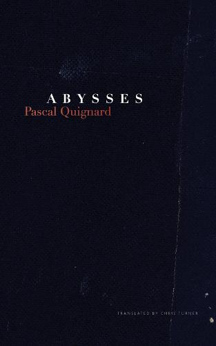 Abysses - The French List (Hardback)