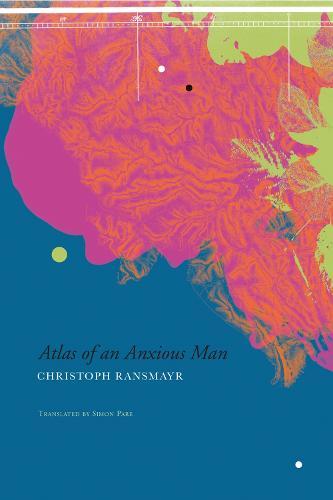Atlas of an Anxious Man - SB-The German List (Hardback)