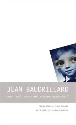 Why Hasn't Everything Already Disappeared? - The French List (Paperback)