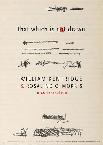 That Which is Not Drawn: Conversations - SB - The Africa List (Paperback)