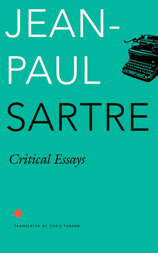Critical Essays: Situations 1 - SB-The French List (Paperback)