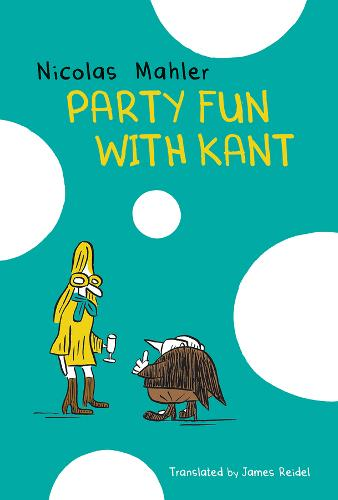 Party Fun with Kant - German List (Paperback)