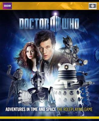 Doctor Who Adventures in Time and Space: The Roleplaying Game
