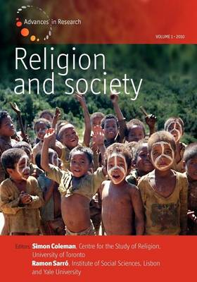 Religion and Society - Volume 1: Advances in Research (Paperback)