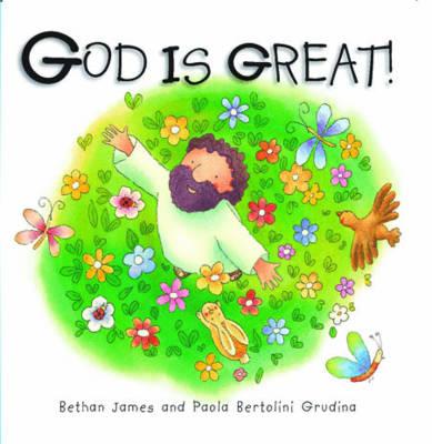 God is Great! - Mini Board Books (Board book)