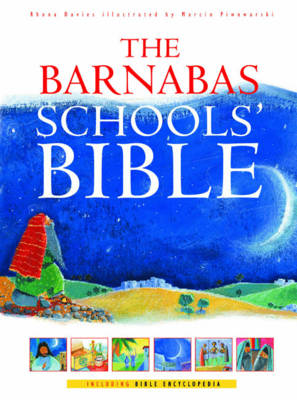 The Barnabas Schools' Bible (Hardback)
