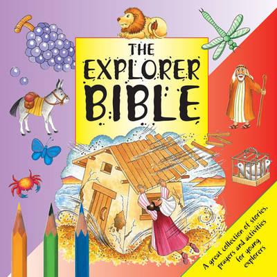 The Explorer Bible (Paperback)