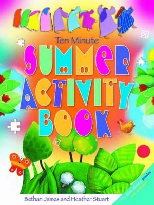 Ten Minute Summer Activity Book (Paperback)