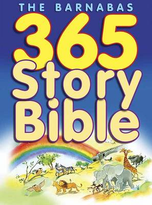 The Barnabas 365 Story Bible (Hardback)