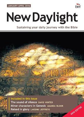 New Daylight January - April 2016: Sustaining Your Daily Journey with the Bible - New Daylight Deluxe (Paperback)